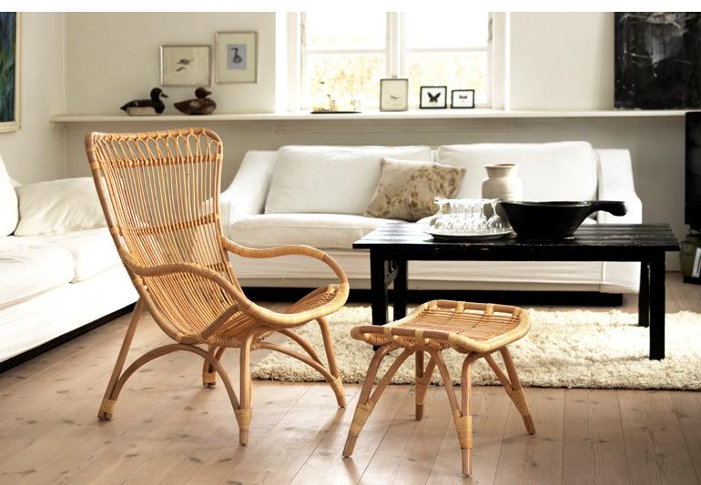kurvemøbler Kurvemøbler | Køb flotte kurvemøbler online  Cane line, Sika design kurvemøbler